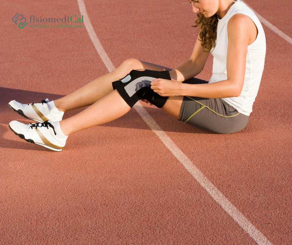 traumi distorsivi al ginocchio