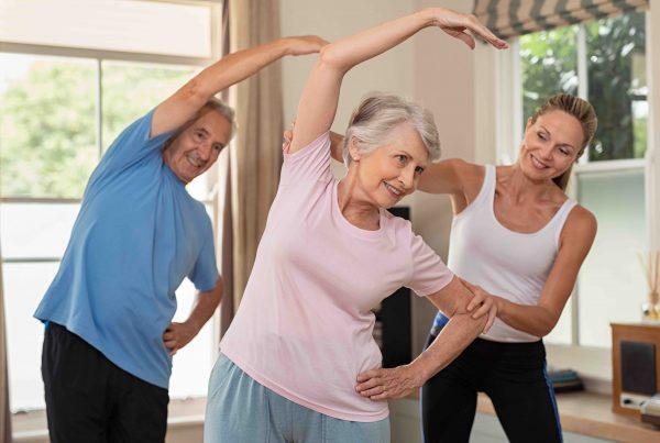 Pilates per anziani roma