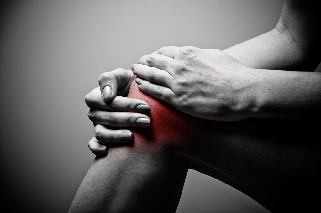 Tecar al ginocchio