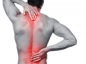 Problemi alla colonna vertebrale