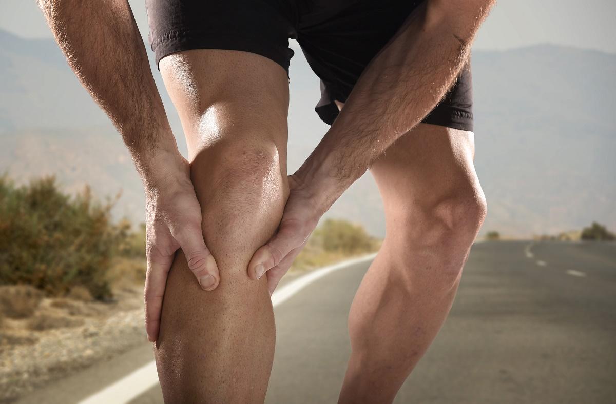 Contrattura Muscolare durante attività sportiva, Gamba
