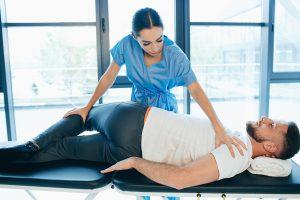 Fisioterapia per disturbo al Rachide Lombare