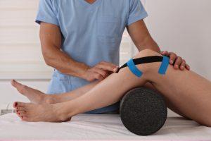 Esercizi di riabilitazione ginocchio