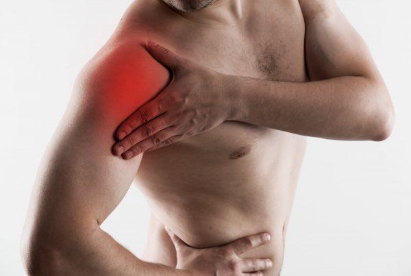 Lesione legamento spalla